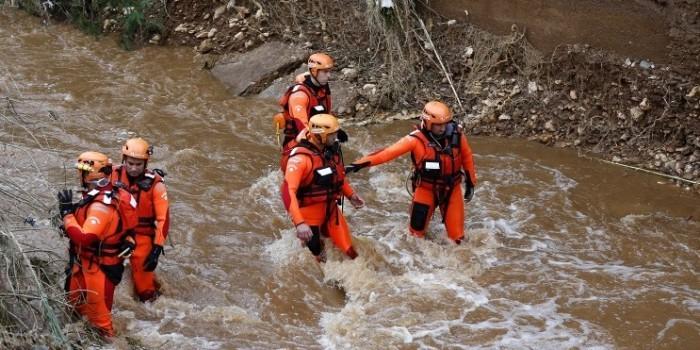Во Франции в результате наводнения погибли 16 человек