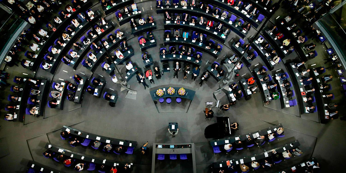 Депутаты бундестага отказались поддержать СП-2