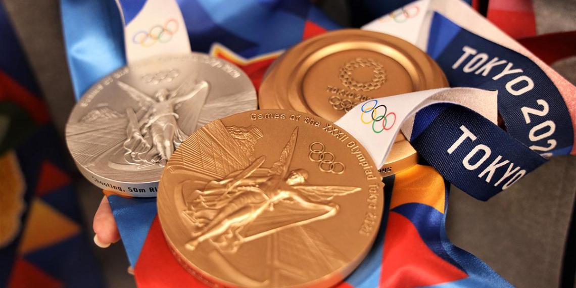 Правительство раскрыло размеры вознаграждений призерам Олимпиады в Токио
