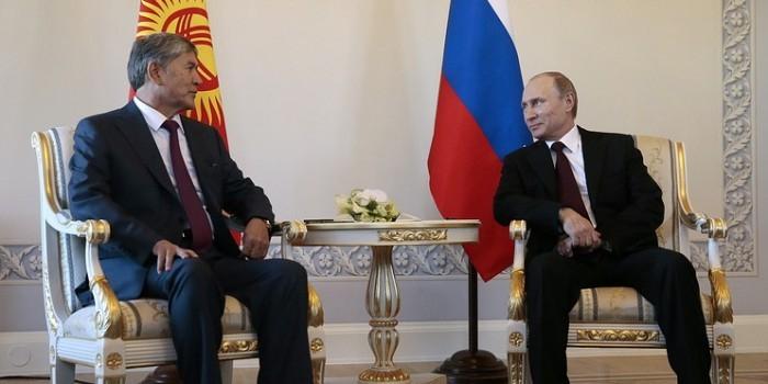 Россия готова инвестировать 100 млрд рублей в газификацию Киргизии