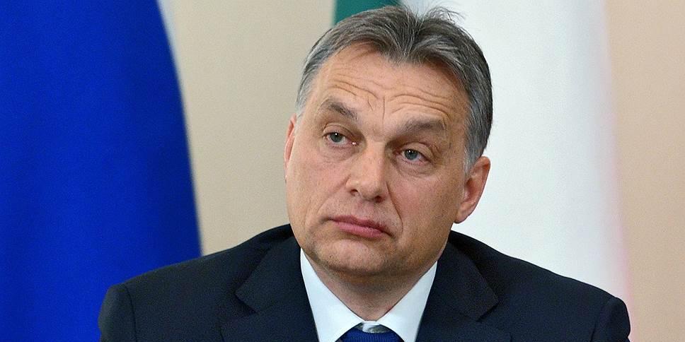 Орбан осудил глобальный налоговый план G7