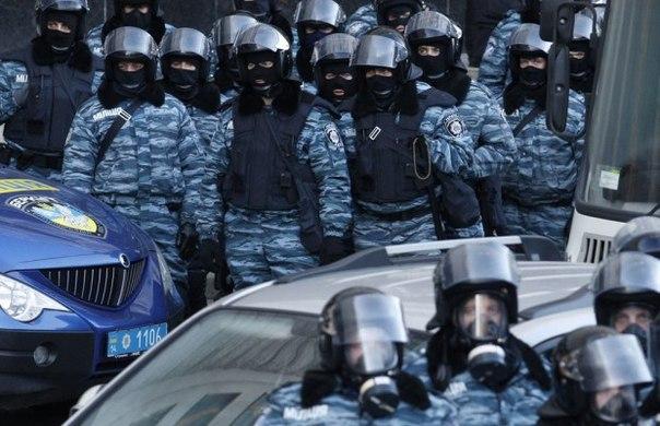 Украинские силовики отказались выполнять незаконное решение Верховной Рады о сдаче оружия
