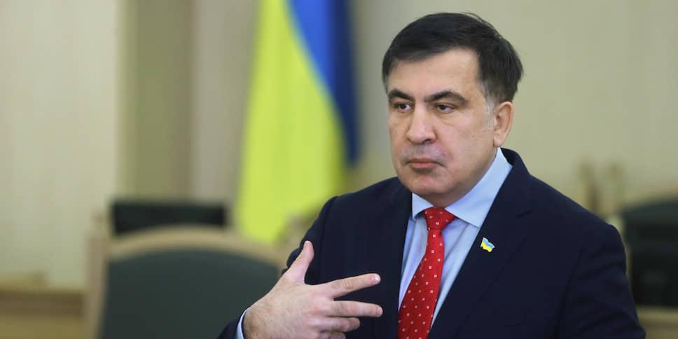 Саакашвили: на Украине нет государства