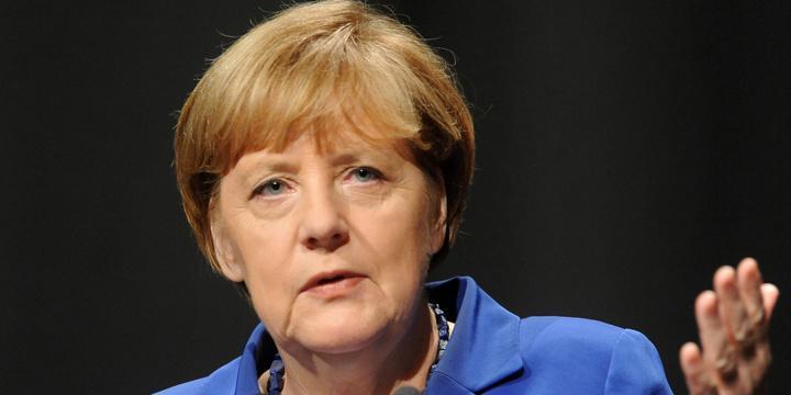 Меркель призналась в мечте отправиться в путешествие по Транссибирской магистрали