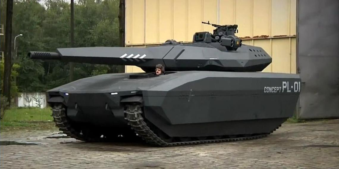 Польша так и не смогла создать танк-невидимку для борьбы с Россией