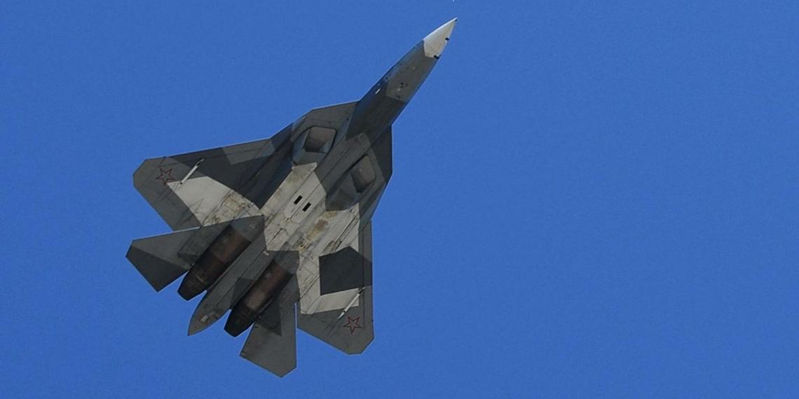 """Американские СМИ назвали """"кошмаром НАТО"""" появление Су-57 в Турции"""