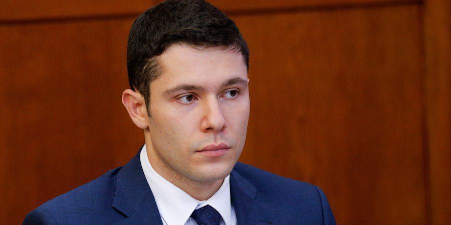Алиханов попал в список губернаторов новой волны от ЭИСИ