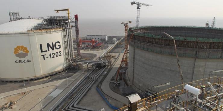 Украина договаривается с США о поставках газа