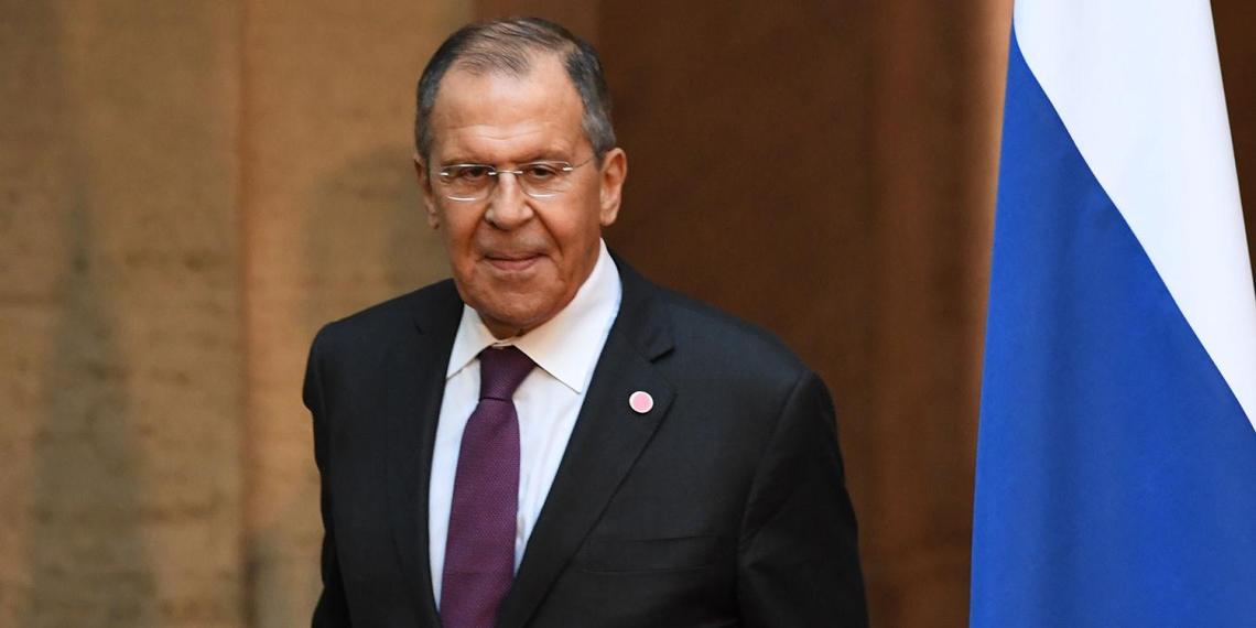 Лавров ответил на призыв Санду вывести российских военных из Приднестровья