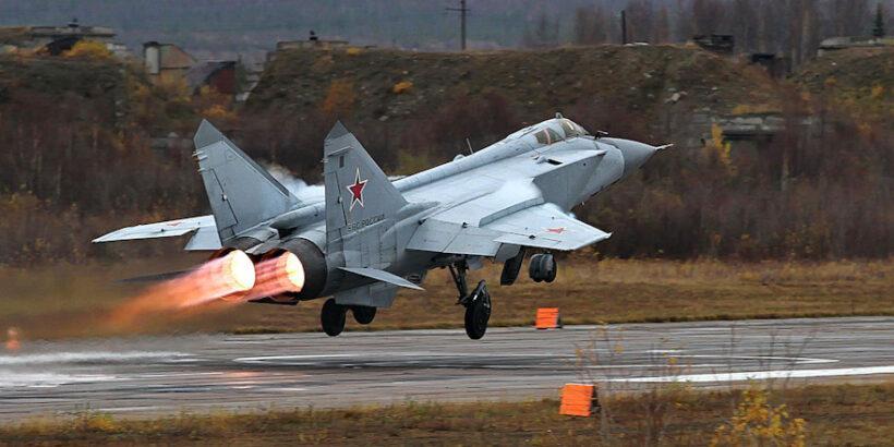 Российские ВКС перехватили четвертый за день самолет НАТО