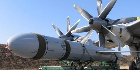 """Bloomberg: в России планируют расширить применение ракет """"Калибр"""""""