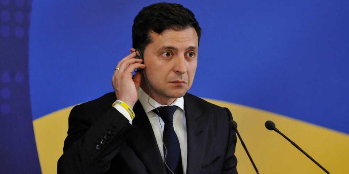 Политолог рассказал об афере Владимира Зеленского с газом для украинцев