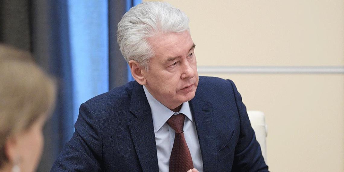 Сергей Собянин объяснил рост заболеваемости коронавирусом в Москве