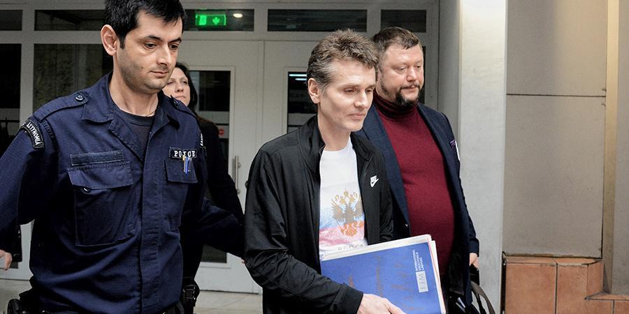Арестованный в Греции по запросу США россиянин Винник заявил о пытках