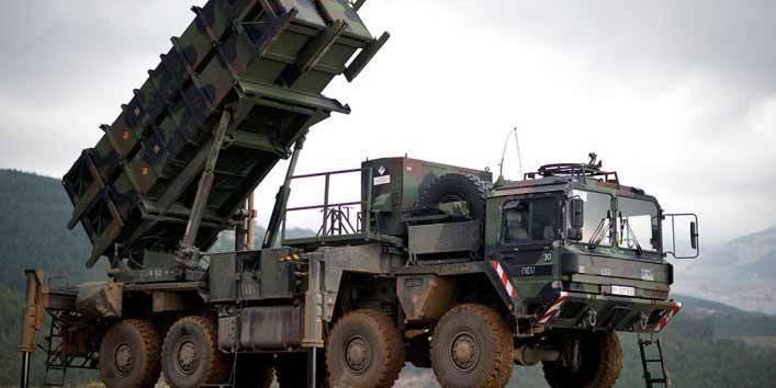 """Анкара запросила у Вашингтона ЗРК Patriot для """"сдерживания России"""""""