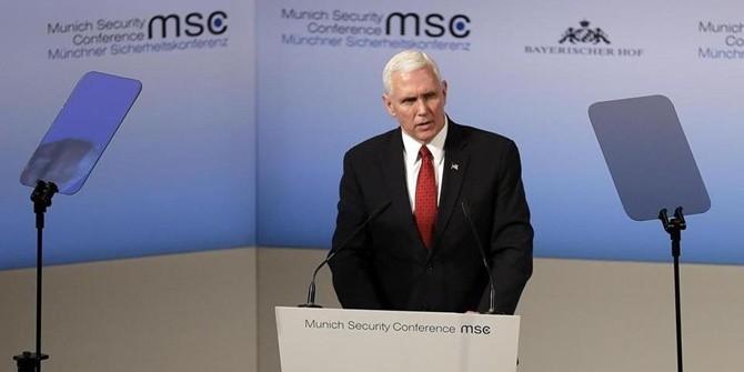 Вице-президент США возложил на Россию ответственность за конфликт на Донбассе