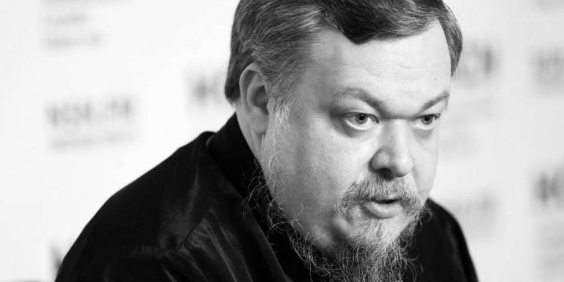 Умер протоиерей Всеволод Чаплин