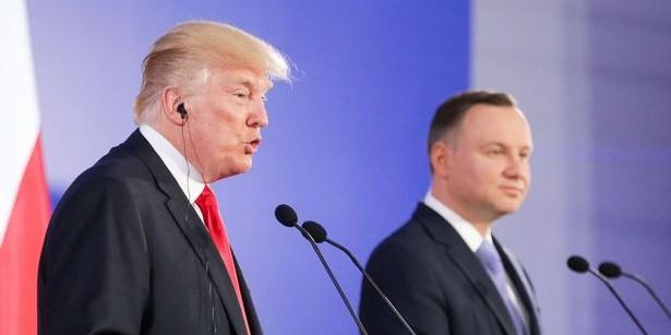 Трамп и президент Польши обсудили предстоящие российско-белорусские учения