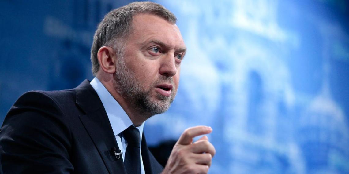 """Дерипаска назвал предпринимателей """"рабами банков"""""""