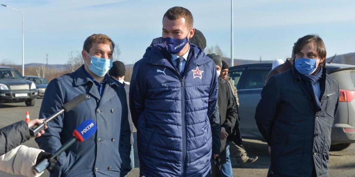 Врио главы Хабаровского края взял на личный контроль готовность ЖКХ и дорог к зиме