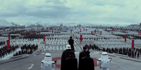 Представлен новый проморолик седьмого эпизода «Звездных войн»