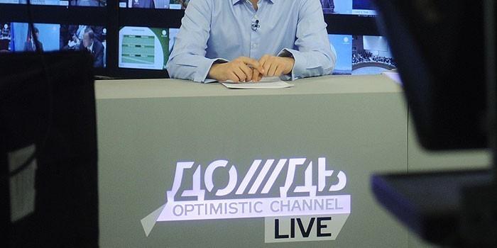 """""""Это большая ошибка..."""": как журналисты отреагировали на запрет """"Дождя"""" на Украине"""