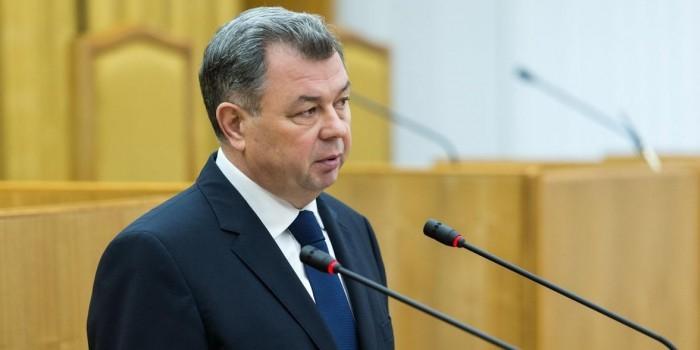 Путин досрочно прекратил полномочия губернатора Калужской области