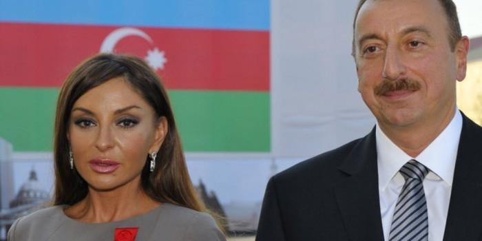 Президент Азербайджана назначил жену своим первым заместителем