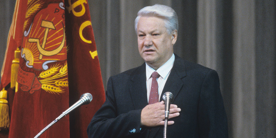 """Жириновский назвал """"самое страшное преступление"""" Ельцина"""