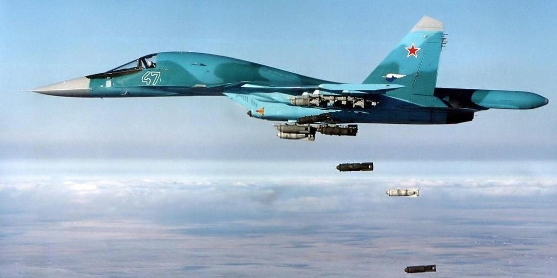 Российские бомбардировщики отбомбятся под Воронежом