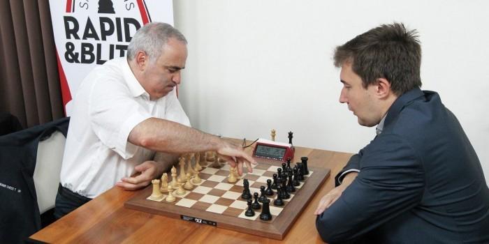 Карякин: Очень зол, что не победил Каспарова