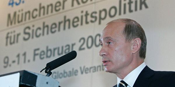 Мюнхенская речь Путина: почему историческое выступление актуально спустя 10 лет