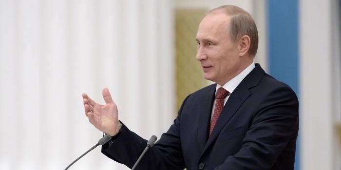 Gallup: Путин - самый популярный политик в собственной стране среди мировых лидеров