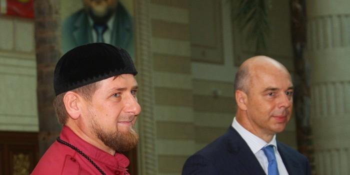 Силуанов рассказал об особенностях наполнения бюджета Чечни