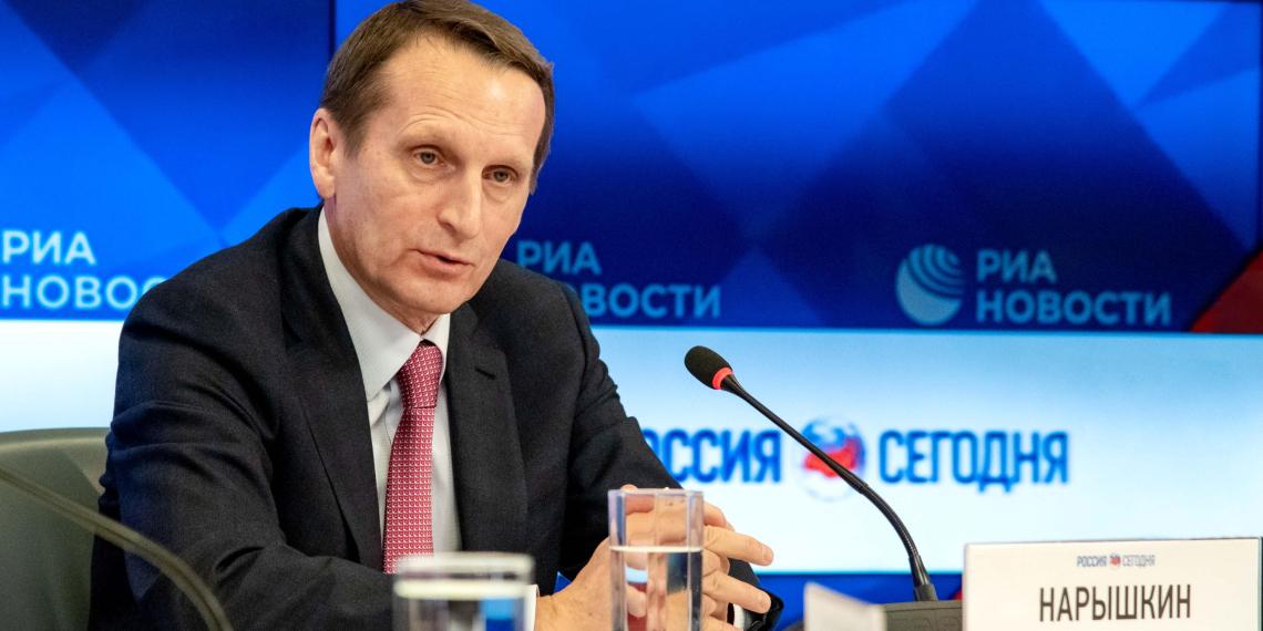 """СВР предупредила о разработке в США """"революционного сценария"""" для Молдавии"""