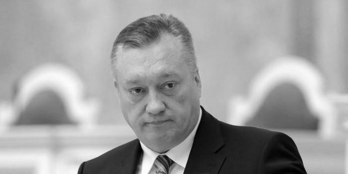 Сенатор Вадим Тюльпанов трагически погиб в Санкт-Петербурге