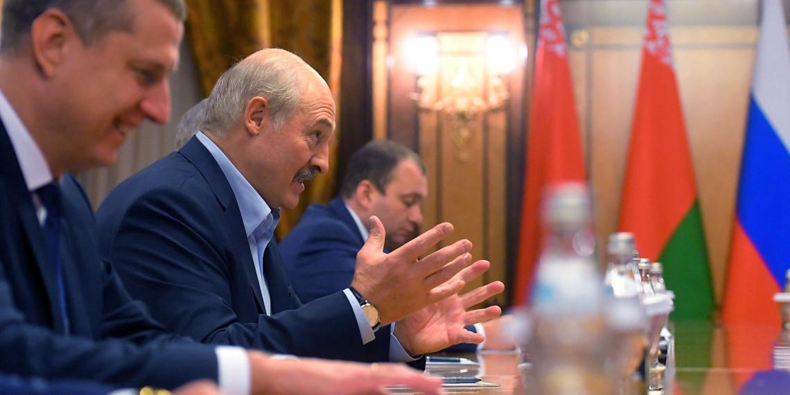 Лукашенко пошутил о Жириновском, евреях и коронавирусе