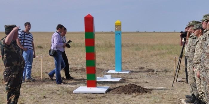 Озеро в Новосибирской области перешло Казахстану