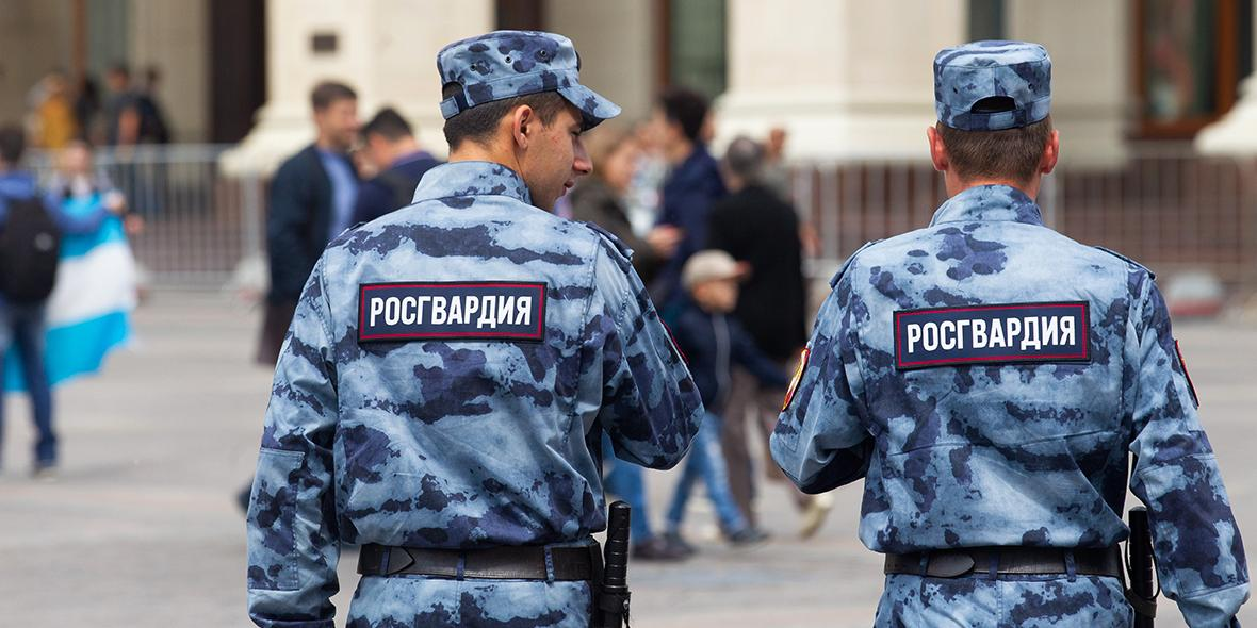 Госдума собралась разрешить росгвардейцам не представляться гражданам