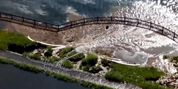 Москвичей призвали спокойно реагировать на сброс фекалий в Москва-реку