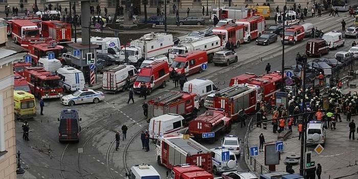 Стала известна личность смертника, устроившего теракт в Петербурге