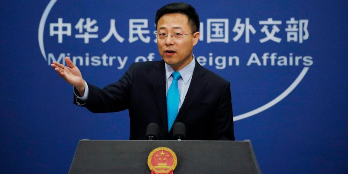 Китай призвал не начинать расследование по коронавирусу до конца пандемии