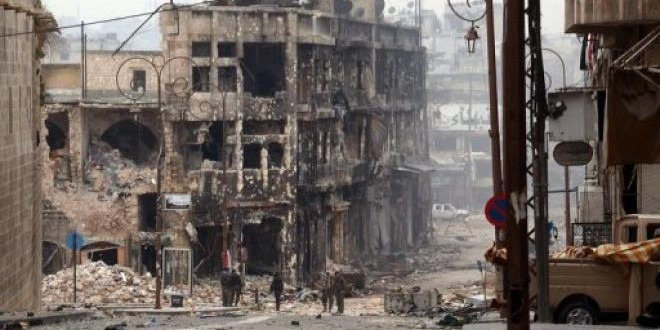 Сирийская армия установила контроль над историческим центром Алеппо