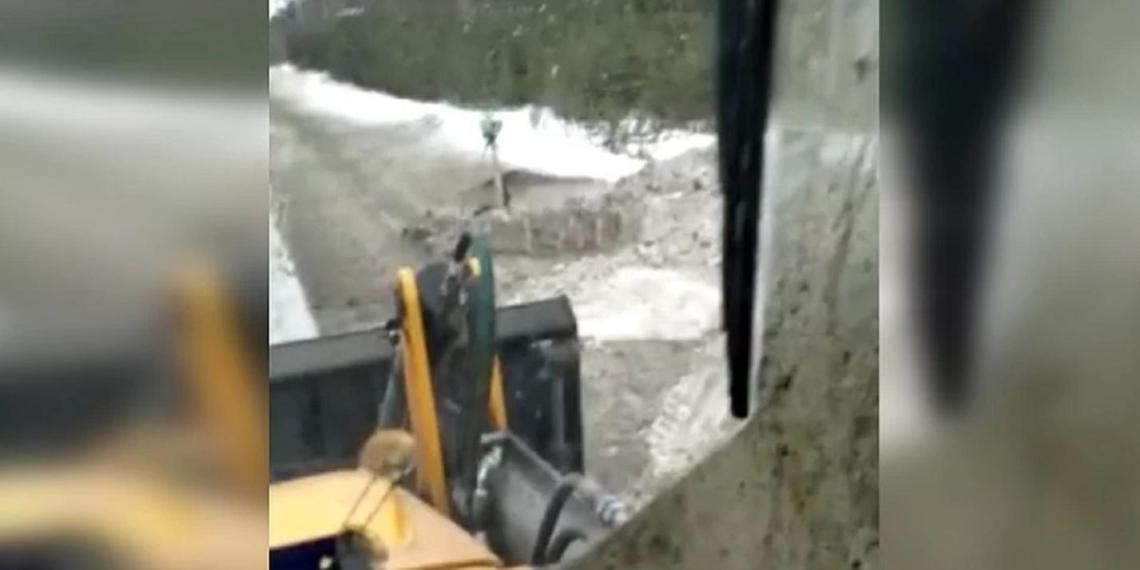 Уральский тракторист засыпал снегом дорожную камеру и стал народным героем, но его заставили извиняться