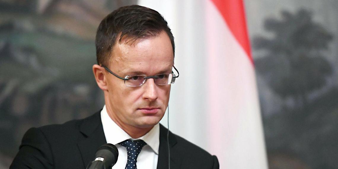 Венгрия ответила Украине на угрозы остановить транзит газа