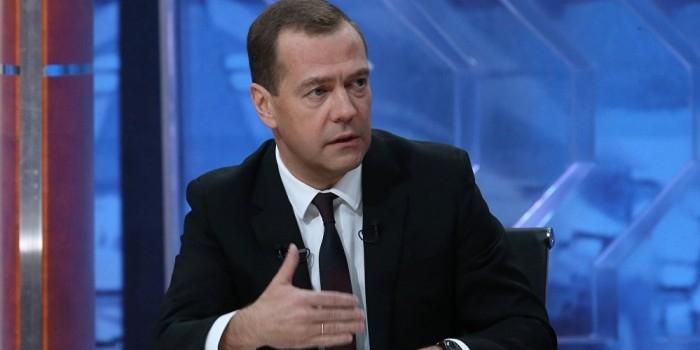 Медведев не исключает распада Евросоюза из-за проблем с мигрантами