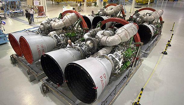 США прекратят закупки ракетных двигателей в России из-за конфликта на Украине
