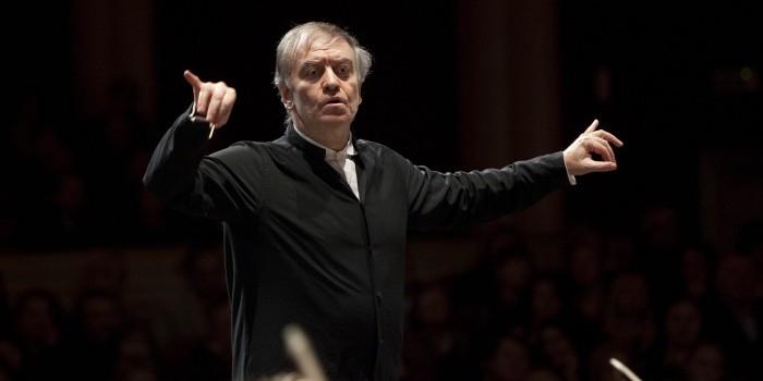Гергиев ответил на критику французской прессы из-за его концерта в Париже