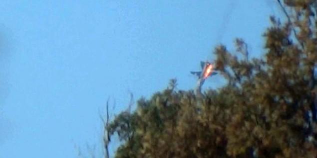 AP: сирийские боевики сообщили о расстреле пилотов Су-24