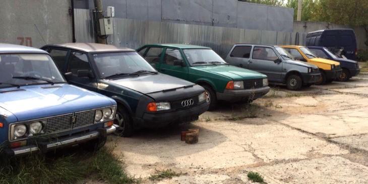 Новые штрафы в Москве и Петербурге коснутся миллионов владельцев старых машин